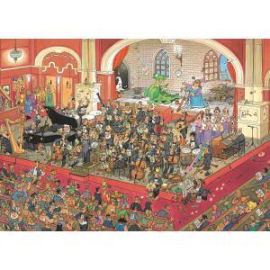 Diset - 17214 - Puzzle 1000 pièces - JVH-L'Opéra (221232)