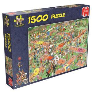 Diset - 17216 - Puzzle 1500 pièces - JVH-Mini-golf (221246)