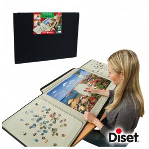 Diset - 10806 - Puzzle Mates Portapuzzle Standard <1500 p (221256)