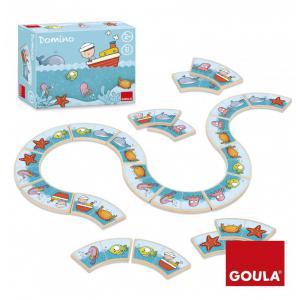 Goula - 53433 - Domino Oscar à la mer (221350)