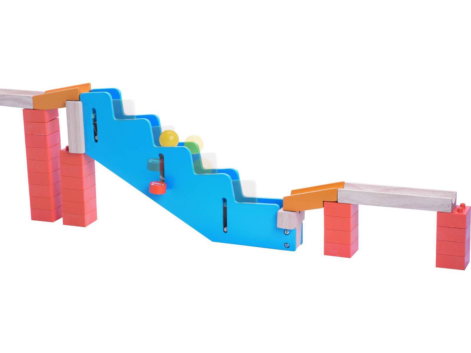 wonderworld toboggan billes escaliers. Black Bedroom Furniture Sets. Home Design Ideas