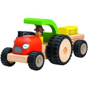 Wonderworld - 319934 - Tracteur avec Remorque (223118)