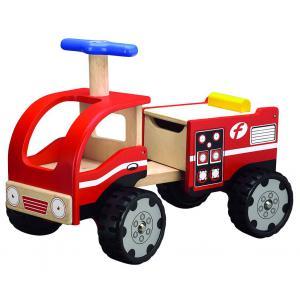 Wonderworld - 319978 - Porteur Camion Pompier (223204)