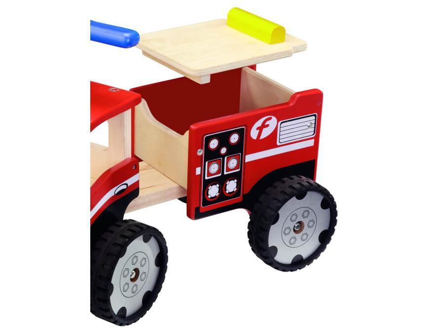 wonderworld porteur camion pompier. Black Bedroom Furniture Sets. Home Design Ideas
