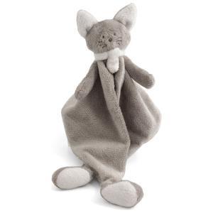 Dimpel - 822185 - Doudou chat CLEO beige gris & blanc (225156)