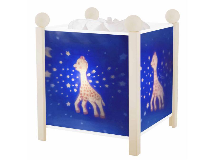 Trousselier lanterne magique sophie la girafe voie - Veilleuse sophie la girafe ...