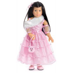 Kidz 'n' Cats - 10774 - Poupée en vinyl Princesse en rose 46cm (225468)
