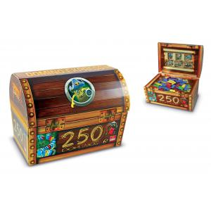 Goliath - 80923.006 - Domino express Refill Chest 250 pièces (225522)