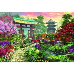 Educa - 16019 - Puzzle 3000 jardin japonais (225808)