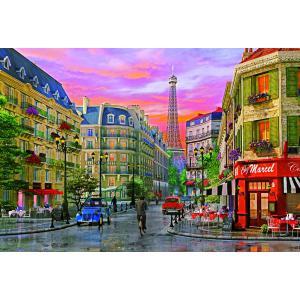 Educa - 16022 - Puzzle 5000 rue paris, D. Davison (225814)