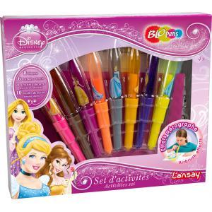 Disney Princesses - 23434 - BLOPENS SET D'ACTIVITÉS PRINCESSES (226408)