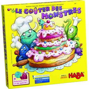 Haba - 5683 - Le goûter des monstres (226442)