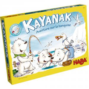 Haba - 7325 - Kayanak – Aventure sur la banquise (226496)
