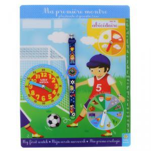 Babywatch - 230605538 - Ma première montre 4-6 ans - Soccer (227016)