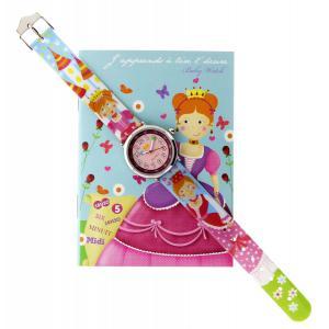 Babywatch - 230605552 - Coffret bon-heur pour apprendre à lire l'heure 7-9 ans Royaume enchanté (227022)