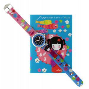 Babywatch - 230605606 - Coffret bon-heur pour apprendre à lire l'heure 7-9 ans Doll (227032)