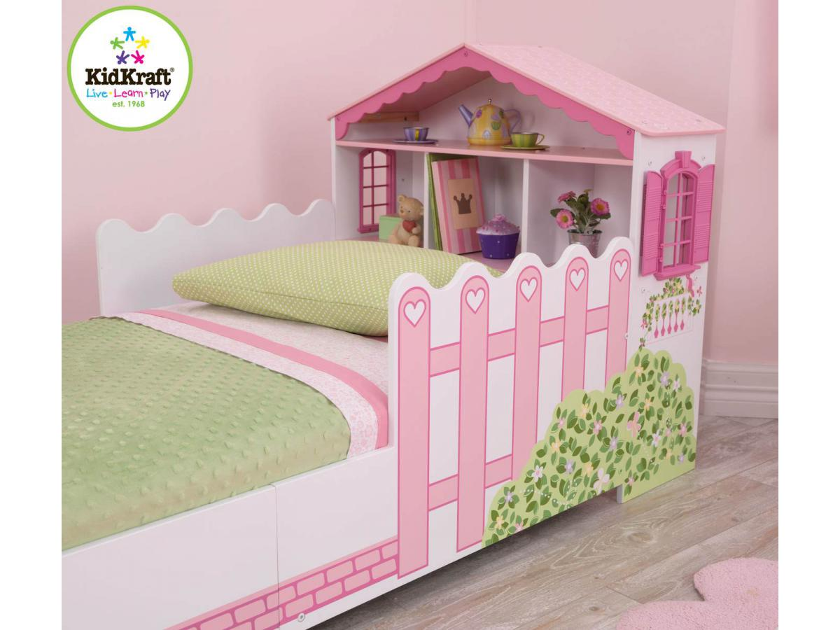 kidkraft lit maison de poup e pour tout petits. Black Bedroom Furniture Sets. Home Design Ideas