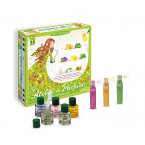 Sentosphère - 142 - Mon atelier de parfums - fleurs fraiches (227220)