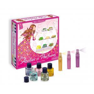 Sentosphere - 141 - Mon atelier de parfums - fleurs romantiques (227222)