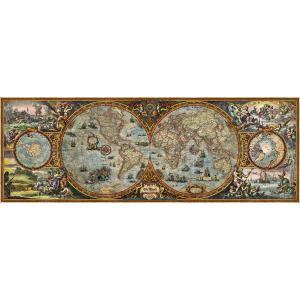 Heye - 29615 - Puzzle Hémisphère mapp 6000 pièces (227568)
