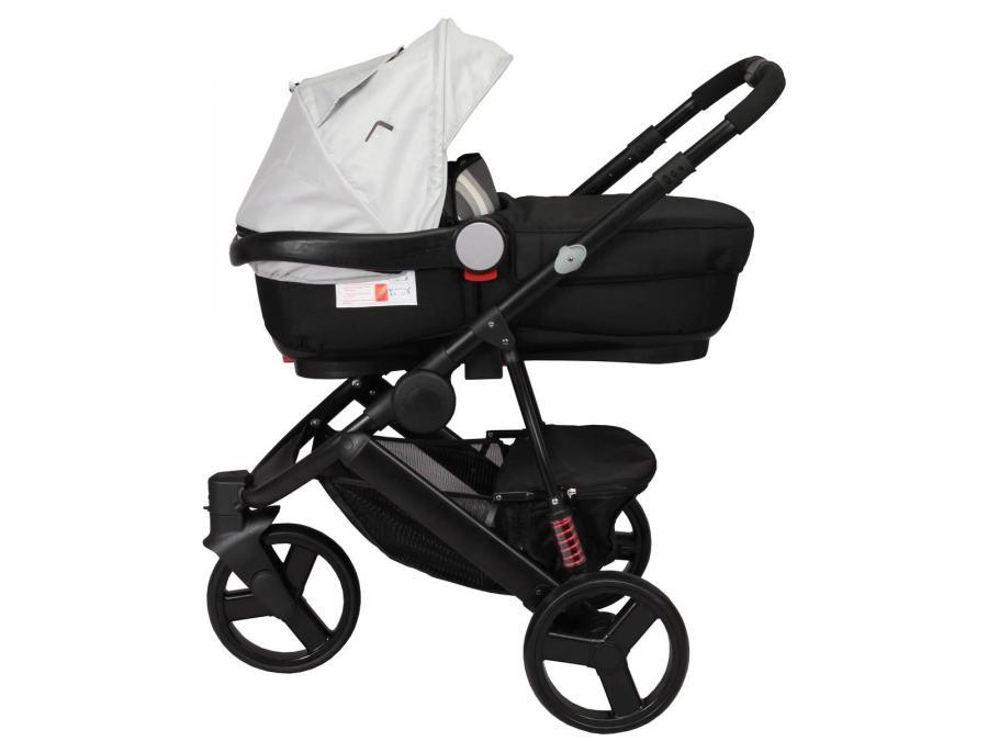 looping baby oakland ii trio 3 en 1 avec poussette 3 roues si ge auto lb321i nacelle auto. Black Bedroom Furniture Sets. Home Design Ideas