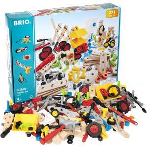 Brio - 34589 - Coffret créatif builder 271 pièces - Age 3 ans + (239818)