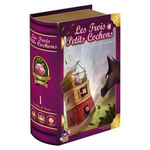 Iello - 51101 - Les 3 Petits Cochons (243428)