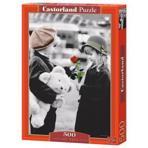 Castorland - 51984 - Puzzle 500 pièces - Une rose (259510)