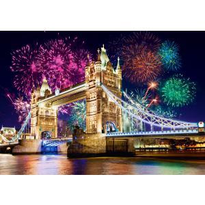 Castorland - 52028 - Puzzle 500 pièces - Tower Bridge, Angleterre (259518)