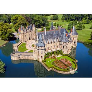 Castorland - 103072 - Puzzle 1000 pièces - Château de la Loire - France (259556)