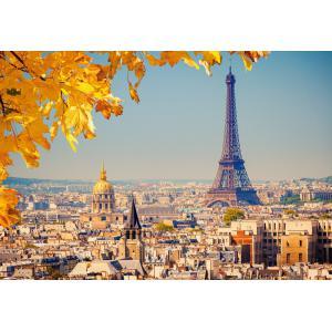 Castorland - 103089 - Puzzle 1000 pièces - Un automne à Paris (259558)