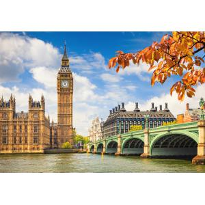 Castorland - 103096 - Puzzle 1000 pièces - Le cœur de Londres (259560)