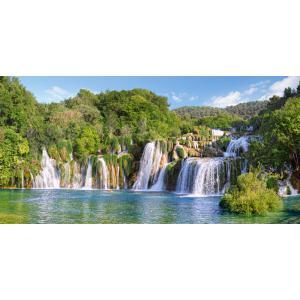 Castorland - 400133 - Puzzle 4000 pièces - Krka Waterfalls, Croatia (259592)