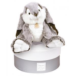 Histoire d'ours - HO2297 - Lapin marius - taille 40 cm - boîte cadeau (262946)