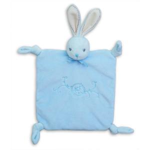 Kaloo - K962162 - Perle - doudou lapin bleu (263704)