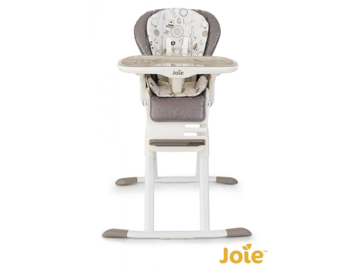 Joie - Chaise haute Mimzy 360 Ned & Gilbert Chaise Haute Joie on