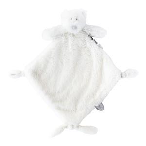 Dimpel - 883181 - Doudou ours polaire P'timo blanc (264716)