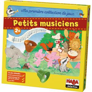 Haba - 301351 - Ma première collection de jeux - Petits musiciens (265804)