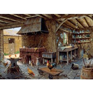 WentWorth - 601208_W - Puzzle 250 pièces - Theorkshop and Forge (266254)