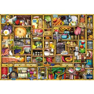 WentWorth - 602913_W - Puzzle 250 pièces - Kitchen Cupboard (266302)
