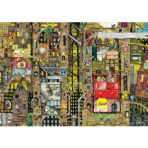 WentWorth - 642213_W - Puzzle 250 pièces - Pepper Dreams (266538)