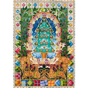 WentWorth - 650101_W - Puzzle 250 pièces - Yuletide (266554)