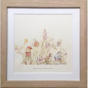 White Rabbit England - 29FP_SM - Tableau elfes - 26W x 26L (Petit) (267126)