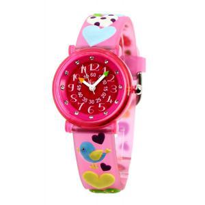 Babywatch - 230606054 - Montre pédagogique Zap 6-9ans - Love love (267154)