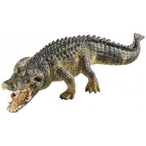 Schleich - 14727 - Figurine Alligator 19 cm x 5,9 cm x 3,7 cm (270218)