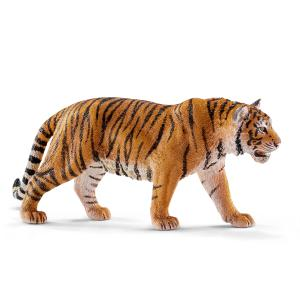 Schleich - 14729 - Figurine Tigre du Bengale mâle 13 cm x 3 cm x 6 cm (270222)