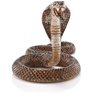 Schleich - 14733 - Figurine Cobra - Dimension : 4,1 cm x 6,8 cm x 4,6 cm (270230)