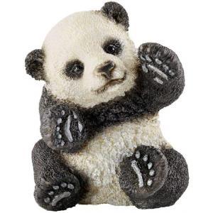 Schleich - 14734 - Figurine Bébé panda, jouant 3,5 cm x 4 cm x 4,5 cm (270232)