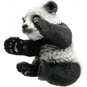 Schleich - 14734 - Figurine Bébé panda jouant - Dimension : 3,5 cm x 4 cm x 4,5 cm (270232)