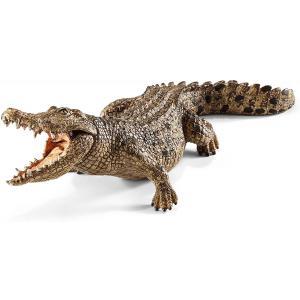 Schleich - 14736 - Figurine Crocodile 18 cm x 6,7 cm x 5,2 cm (270236)
